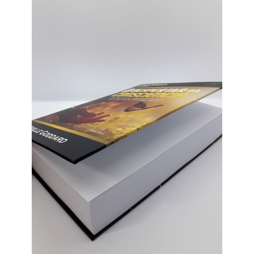 Neville Goddard - O Despertar da Consciência - Livro Impresso - Foto Real 7.0